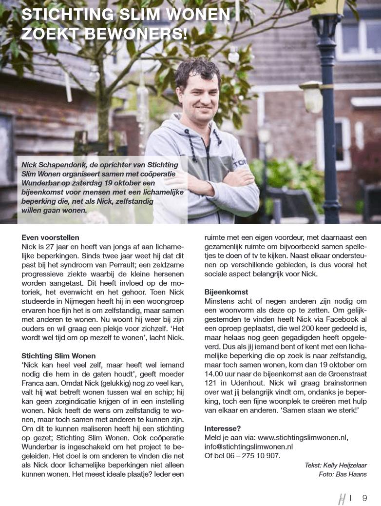 Wooninitiatief Udenhout / Oisterwijk i.o